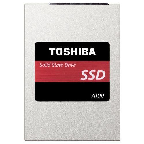 """Dysk ssd a100 120gb 2,5"""" sata3 (550/480) tlc 7mm marki Toshiba"""