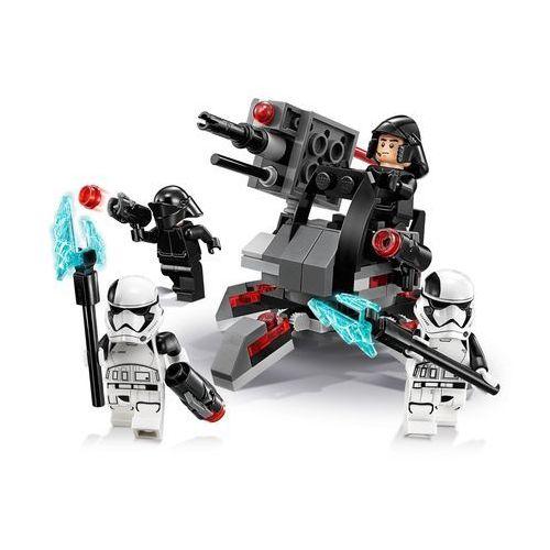 75197 NAJWYŻSZY PORZĄDEK (First Order Specialists Battle Pack) KLOCKI LEGO STAR WARS