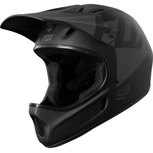 Fox rampage landi kask rowerowy mężczyźni czarny l | 59-60cm 2018 kaski rowerowe (0884065861932)
