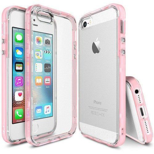 Ringke  frame iphone 5s/se frost pink