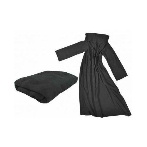Malatec Koc z rękawami ciepły czarny (5901785360912)