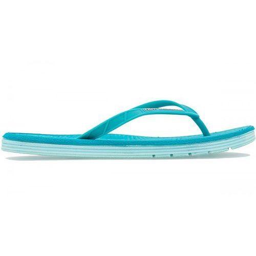Sandały-japonki New Balance W6076GGN, kolor niebieski