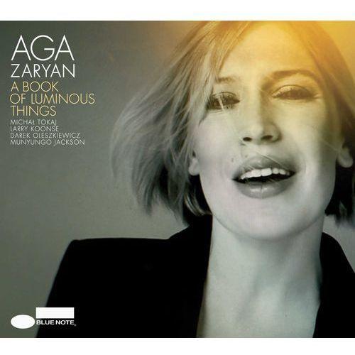 Empik.com Book of luminous things - aga zaryan (płyta cd)