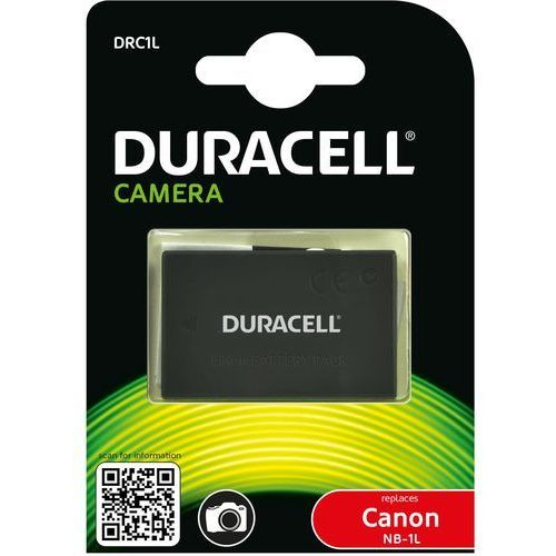 Duracell Akumulator do aparatu 3.7v 950mAh 3.5Wh DRC1L (5055190105894)