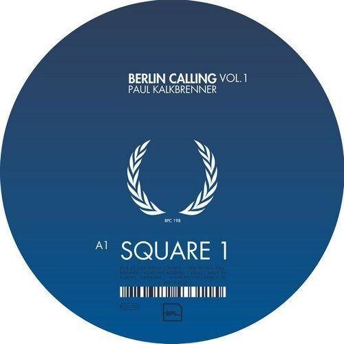 Berlin calling vol 1 - kalkbrenner paul (płyta winylowa) marki Bpitch control