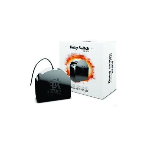 Fibaro Relay switch 1x2,5kw fgs-212 możliwość płatności przy odbiorze