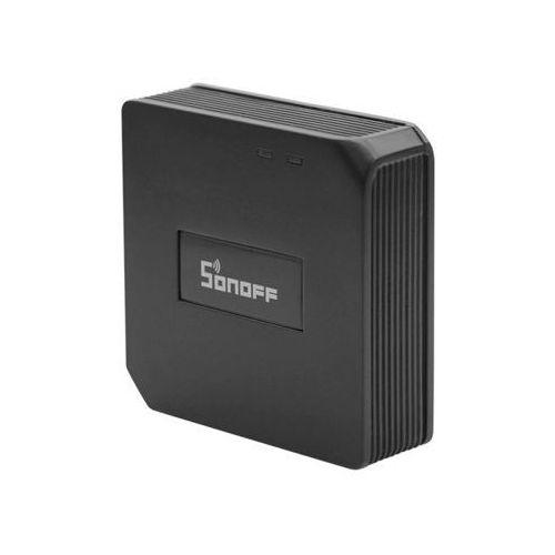 Sonoff Inteligentny przełącznik konwerter rf 433mhz na wifi rf bridge czarny (6920075779158)