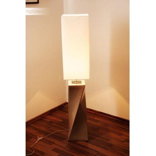 Hofstein Torreon lampa stojąca beżowy, 1-punktowy - design - obszar wewnętrzny - torreón - czas dostawy: od 2-3 tygodni