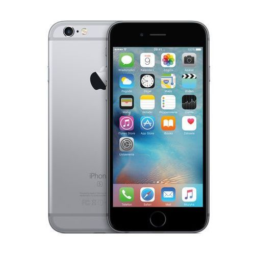 Smartfon Apple iPhone 6s 16GB z aparatem 12Mpix