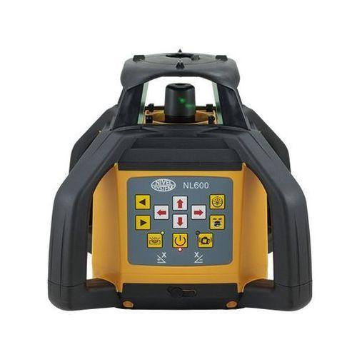 Niwelator nl600 + statyw sjj1 + łata ls-24 marki Nivel system