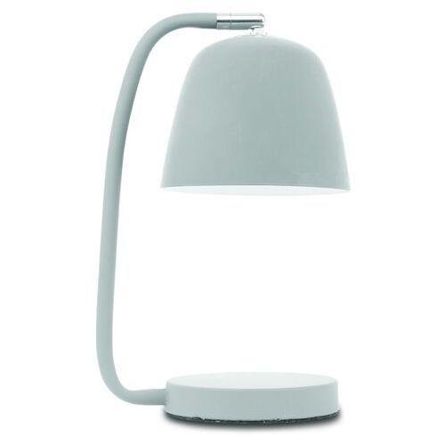 It's About RoMi Lampa stołowa Newport szara 28x11x13cm NEWPORT/T/LG, NEWPORT/T/LG