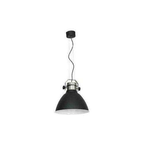 Lampa wisząca zwis żyrandol edgar 1x60w e27 grafit 5510 marki Luminex