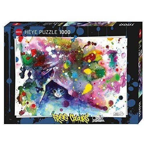 1000 elementów Magiczne kolory Kotek, 1_636864
