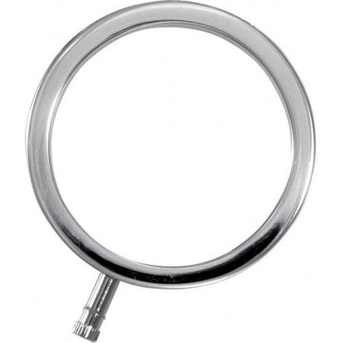 Pierścień erekcyjny 48mm (metalowy do elektroseksu)