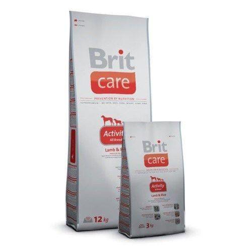 Brit care activity lamb & rice all breeds 1 kg - darmowa wysyłka od 99 zł (8594031442509)