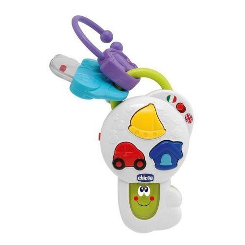 Grające klucze PL/EN, zabawka interaktywna CHICCO