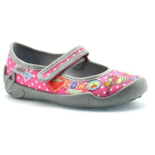 Kapcie dla dzieci Befado 114X282 Blanca - Różowy   Kolorowy