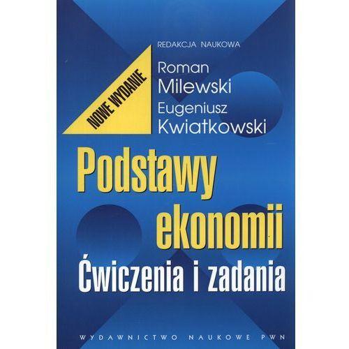 Podstawy ekonomii Ćwiczenia i zadania (252 str.)