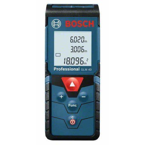 Dalmierz Bosch GLM 40. Najniższe ceny, najlepsze promocje w sklepach, opinie.