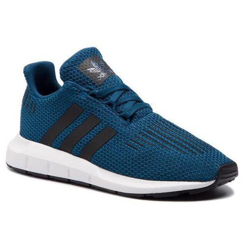 f1cebd23a3ec2 Buty adidas - Swift Run C CG6925 Legmar/Cblack/Ftwwht, kolor niebieski
