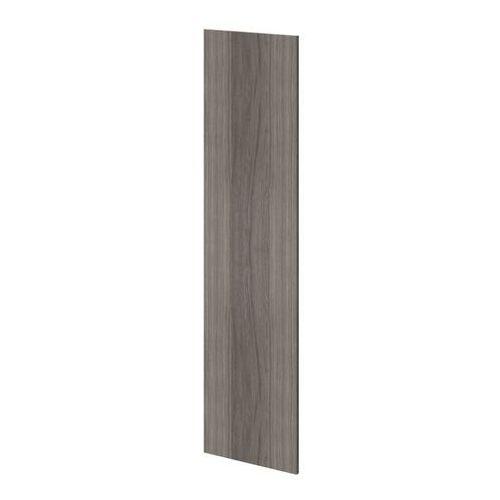 Drzwi do korpusu 37,5 x 150 cm GoodHome Atomia dąb szary (5036581053864)