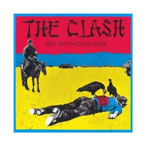 The clash - give 'em enough rope (cd) marki Sony music