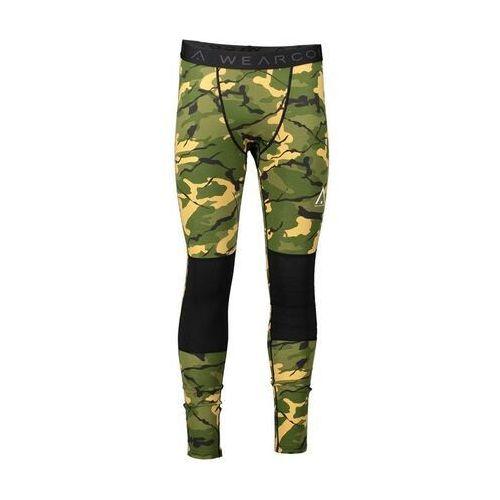 Clwr Spodnie - guard pant forest (519)