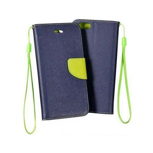 Toptel Futerał fancy apple iphone 7 plus granatowy