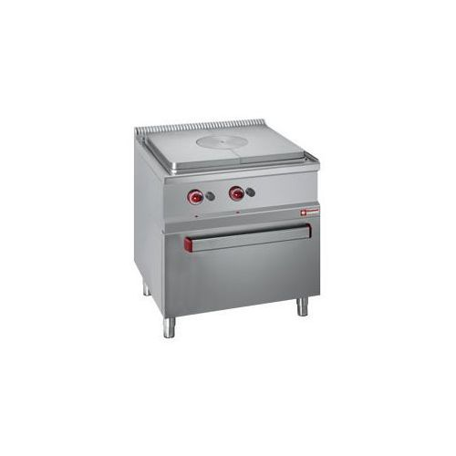 Kuchnia gazowa z płytą grzewczą z piekarnikiem gaz. | 15000w marki Mbm