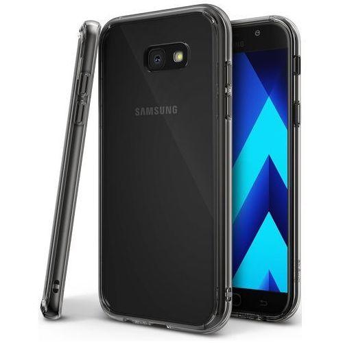 Etui Rearth Ringke Fusion Galaxy A5 2017, Smoke Black, kolor czarny