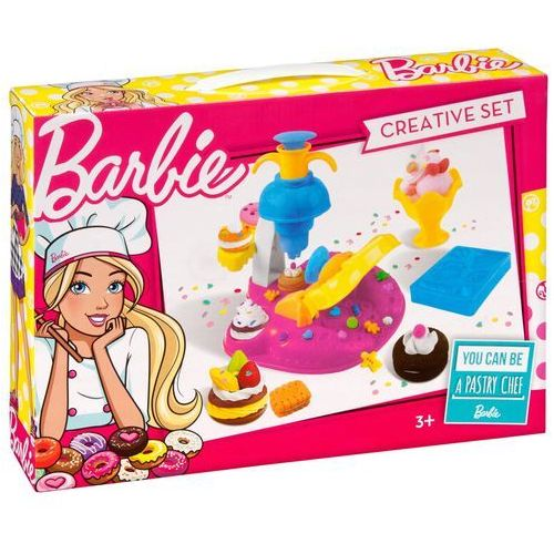 Masa plastyczna z wyciskarką Barbie RP