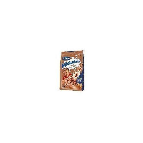 Lubella Zbożowe chrupki o smaku czekoladowym mlekołaki piegołaki choco 250 g (5900049011614)