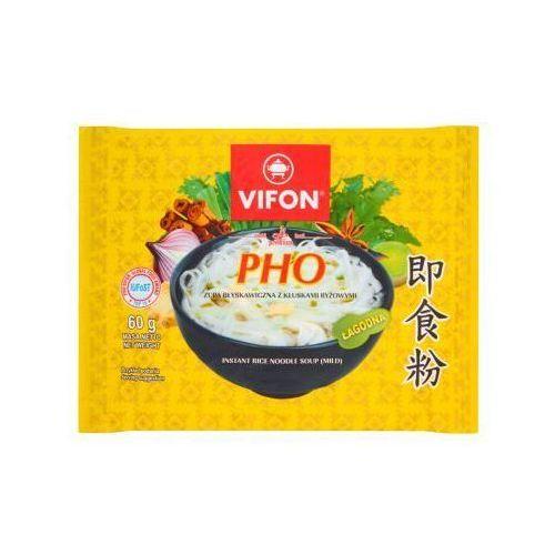 Zupa błyskawiczna Pho z kluskami ryżowymi łagodna 60 g Vifon