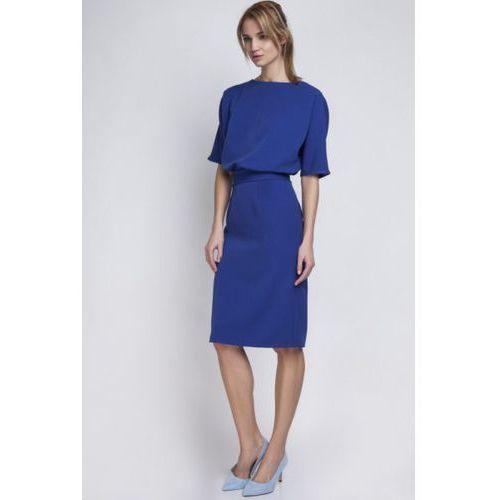 Sukienka model suk 123 indygo, Lanti