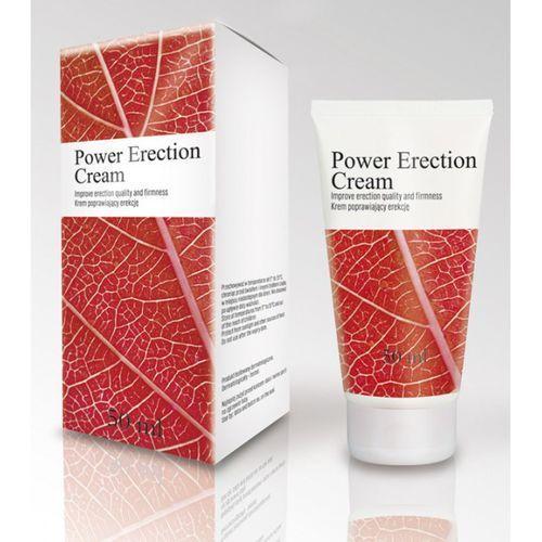 Power Erection Cream, niezwykła moc Twojej erekcji. Najniższe ceny, najlepsze promocje w sklepach, opinie.