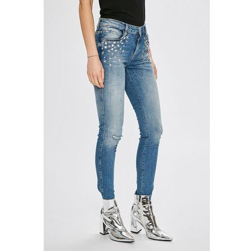 - jeansy sexy curve marki Guess jeans