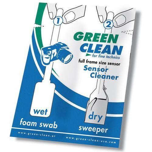 zestaw szpatułek mokra/sucha do pełnoklatkowej matrycy 100 szt. wyprodukowany przez Green clean