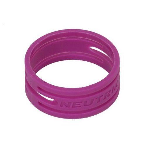 Neutrik XXR 7 pierścień na złącze NC**XX* (fioletowy)