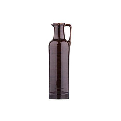 Butelka, dzban na wino z kamionki 1 L Rękodzieło Perfect Home (5906651048512)