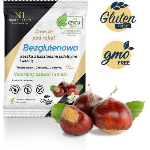 Noble health Kaszka bezglutenowa - kasztany jadalne i wanilia (5903068650185)