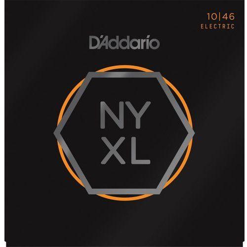 D'ADDARIO NYXL 10-46 GITARA ELEKTRYCZNA