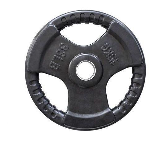 Hms  tok-15 - 17-6-207 - talerz olimpijski ogumowany 15kg - 15 kg