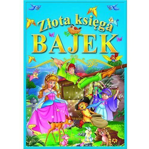 Złota księga bajek, książka z kategorii Literatura dla młodzieży