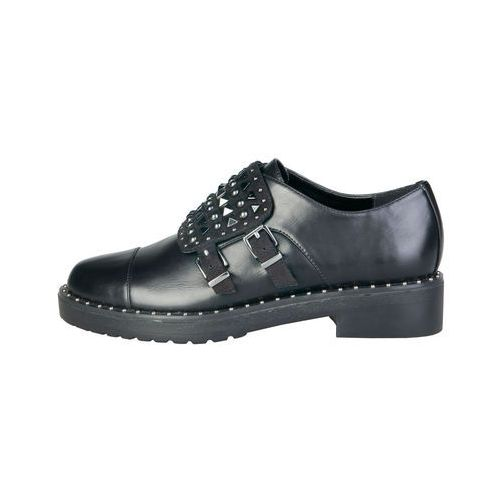 Płaskie buty damskie - linn-99, Ana lublin