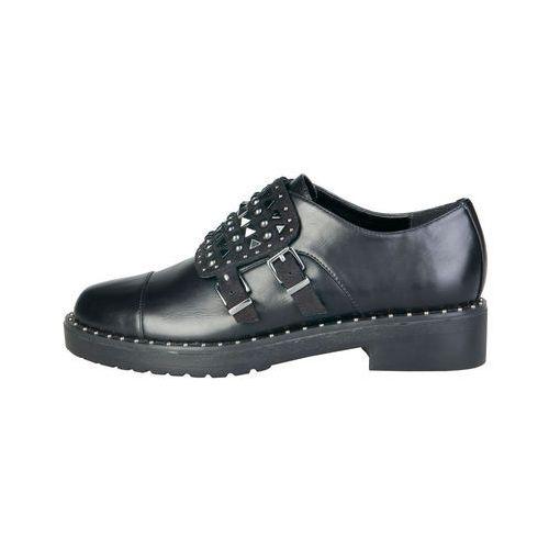 Płaskie buty damskie - linn-99 marki Ana lublin