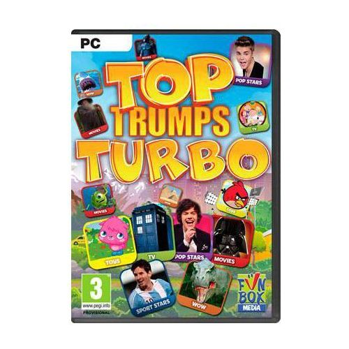 OKAZJA - Top Trumps Turbo (PC)