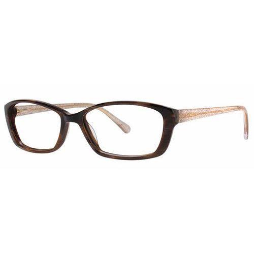 Okulary korekcyjne  v366 horn marki Vera wang