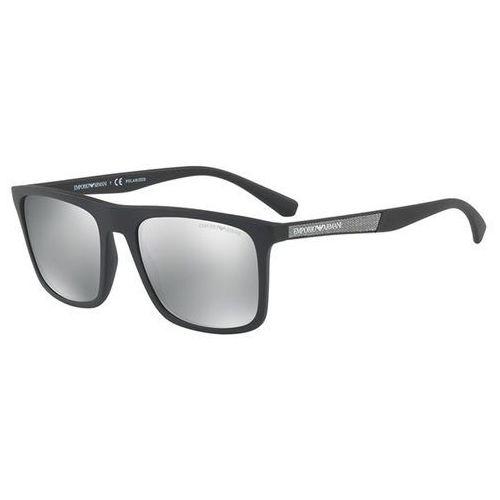 Okulary słoneczne ea4097 polarized 5042z3 marki Emporio armani