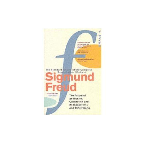 Complete Psychological Works Of Sigmund Freud, The Vol 21, Freud, Sigmund