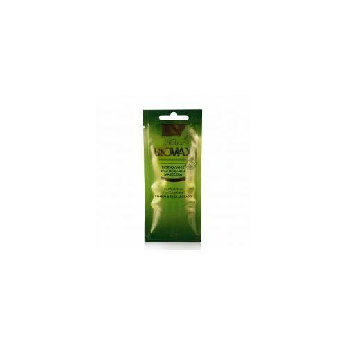 L'biotica Biovax- maska bambus i olej avocado- saszetka 20 ml